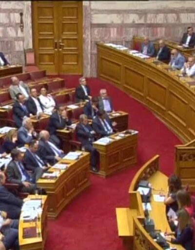 Yunan hükümeti 1 hafta içinde 2.kez sınavda