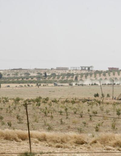 IŞİD, Karkamış sınırına tekrar hendek kazmaya başladı