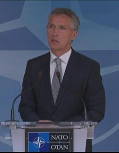 NATO Genel Sekreteri Stoltenberg'den ''Türkiye'' açıklaması