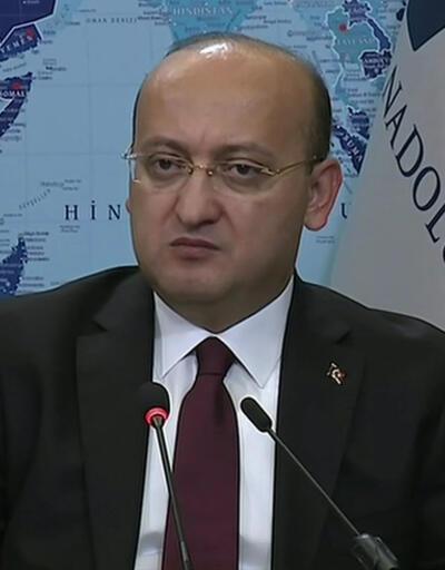 Yalçın Akdoğan'dan kongre açıklaması