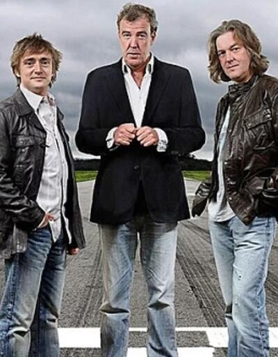 Top Gear Amazon'da