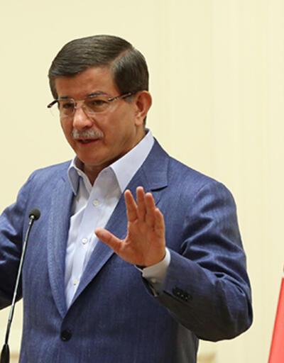 Ahmet Davutoğlu sert çıktı: Burası Suriye değil