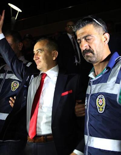 MİT TIR'larını durduran savcılar Ankara'ya getirildi