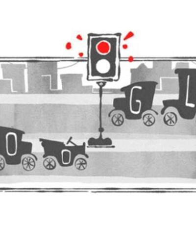 Dünyanın ilk trafik lambası unutulmadı