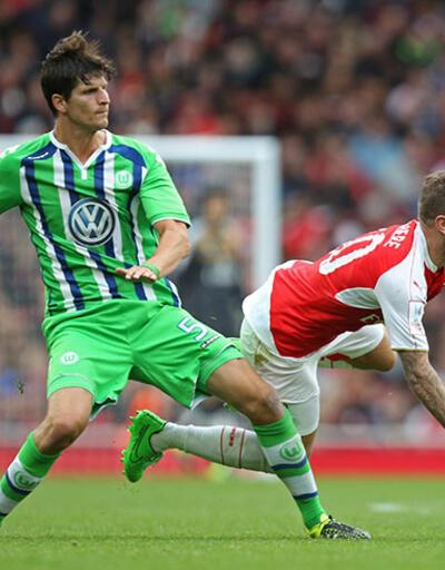 Arsenal sendromu: Wilshere'in baldır kemiğinde kırık!