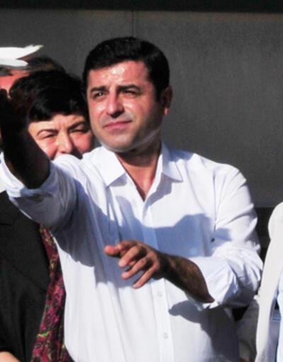 """Demirtaş'tan """"İmralı tutatanakları açıklansın"""" çağrısı"""