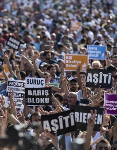İzmir'de de barış mitingi yapılacak