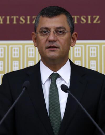 CHP'li Özgür Özel MHP'yi işaret etti