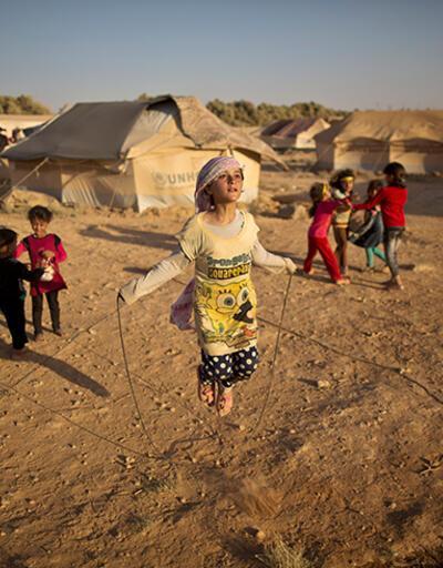 BM'den Ürdün'deki Suriyeli mültecilere para yardımı