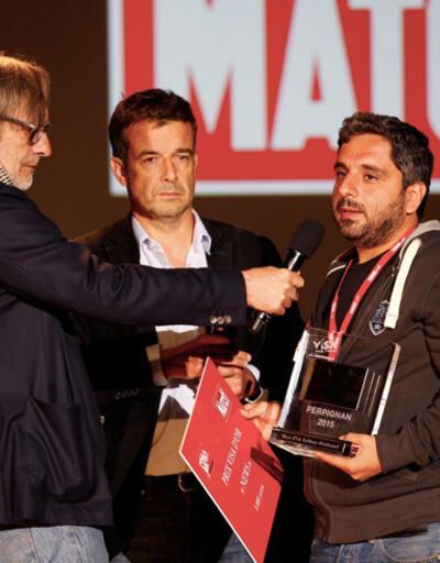 """""""Visa Pour l'image""""da ilk kez bir Türk fotomuhabire ödül"""