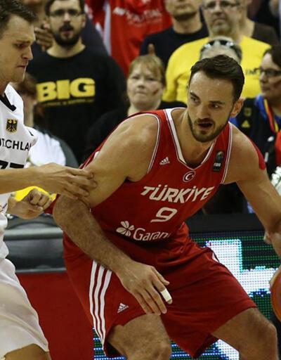 EuroBasket 2015: Almanya - Türkiye: 75-80