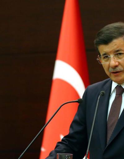 Davutoğlu'ndan HDP'ye Cizre tepkisi