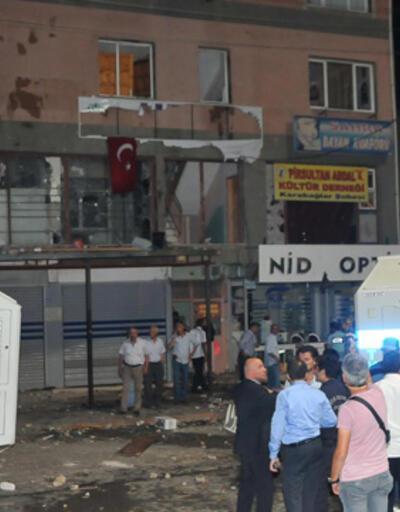 HDP binasını taşlayanlar serbest