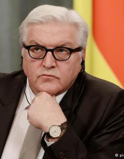 Alman Dışişleri Bakanı Steinmeier'den Türkiye'ye uyarı