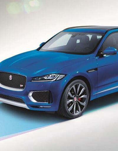 Jaguar'dan SUV sürprizi