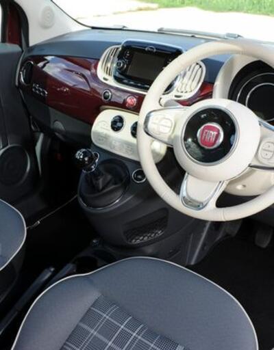 İşte yenilenen Fiat 500
