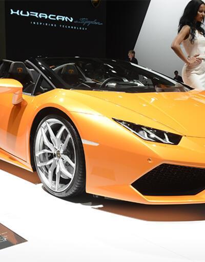 Lamborghini'nin yeni yıldızı