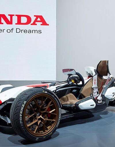 Honda'dan geleceğe bakış