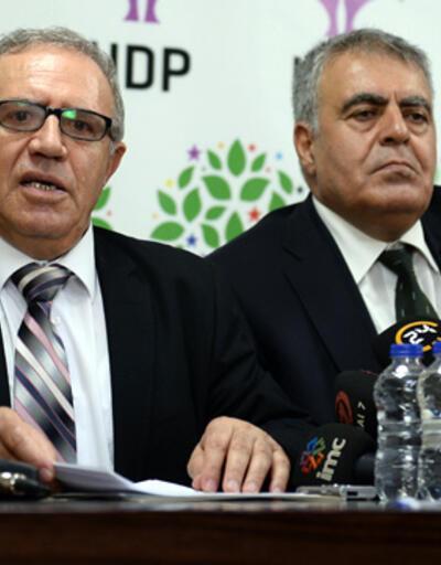 İstifa eden HDP'li bakanlardan basın açıklaması