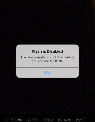 iPhone 6s aşırı ısınıyor