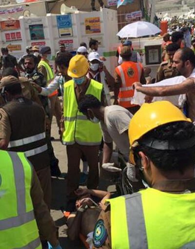 """İran'dan korkutan iddia: """"Mekke'de en az 4700 kişi öldü"""""""