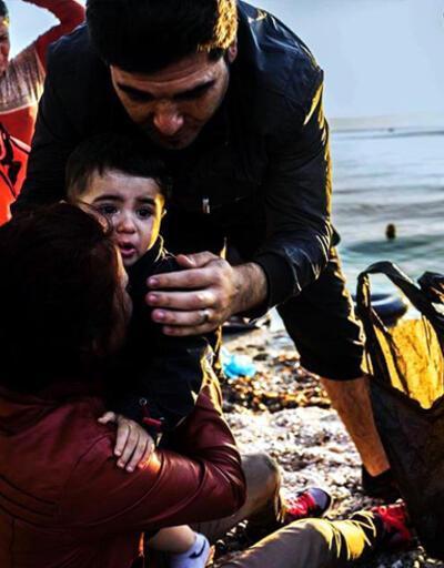 Ege'de umut yolculuğu yine acı bitti: 2 ölü, 11 kayıp