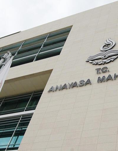 Anayasa Mahkemesi'nden mahkum mektubu kararı