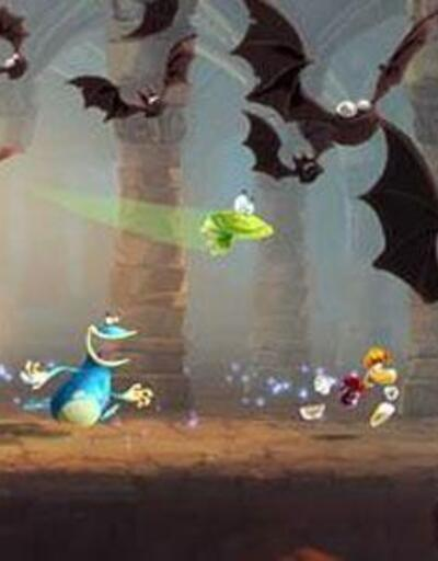 Rayman Legends'in Demosu Bizlerle!