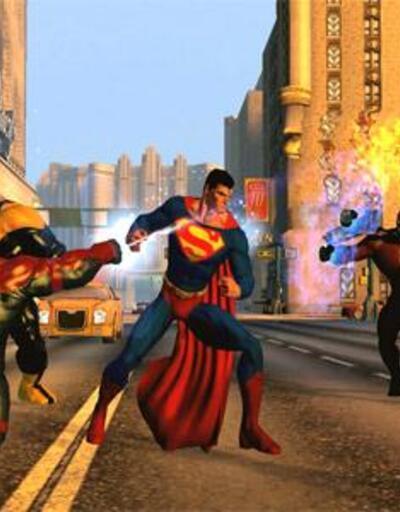 DC Universe Online'ın PS4 Videosu!