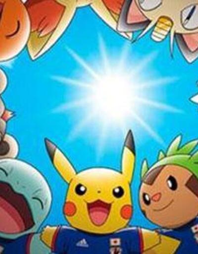 Dünya Kupası'nda Japonya'nın Resmi Maskotu; Pikachu!
