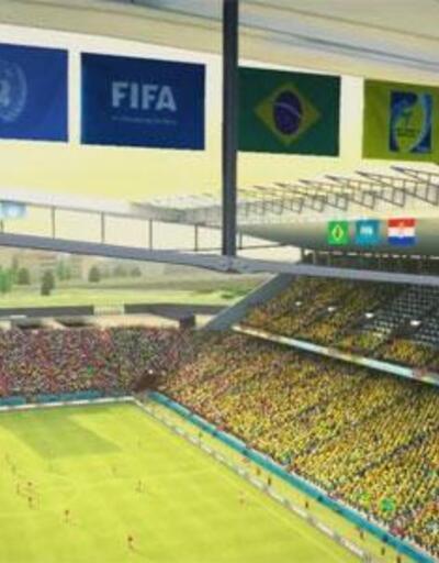 FIFA World Cup 2014'ün Demosu Çıkıyor!