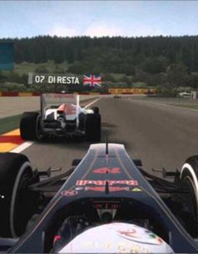 F1 2014'ün Sistem Gereksinimleri Açıklandı!