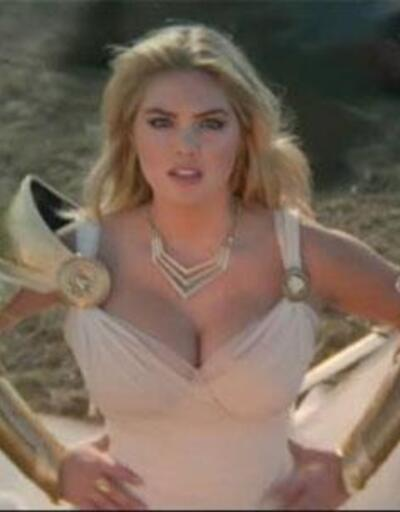 Game of War: Fire Age Reklamında Kate Upton Rol Aldı!