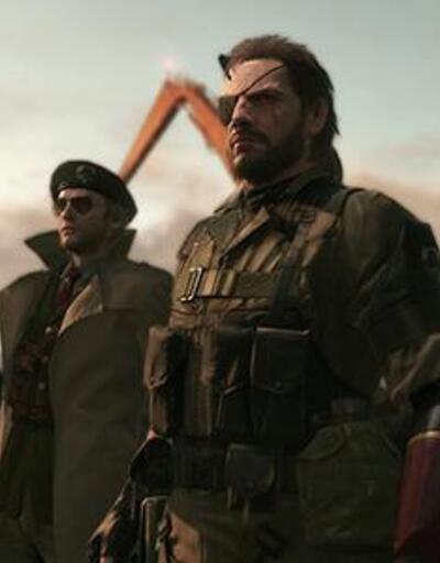 Metal Gear Solid 5 Ön Yüklemeye Açıldı!