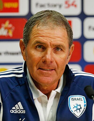 İsrail Teknik Direktörü istifa etti