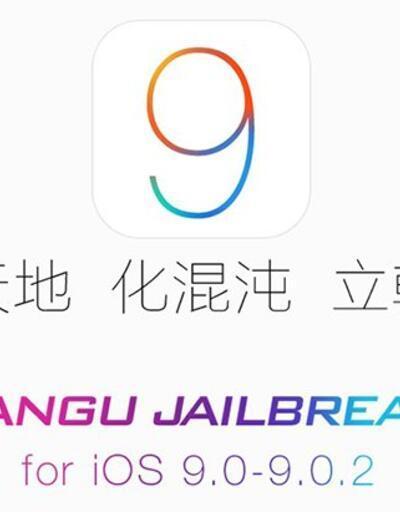 iOS 9 için ilk Jailbreak yayınlandı!