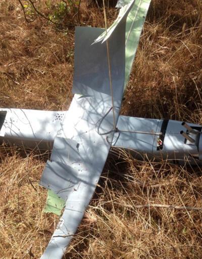 TSK Suriye sınırında insansız hava aracı düşürdü