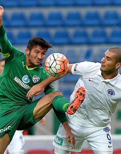 Kasımpaşa-Bursaspor: 0-1