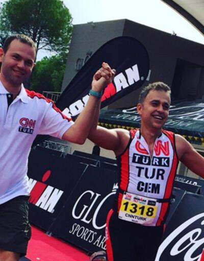 Ironman'de CNN TÜRK Takımı 3. oldu