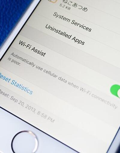Wi-fi özelliği Apple'ın başına dert