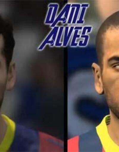 FIFA 14 - PES 2014 Oyuncu Karlatrma!