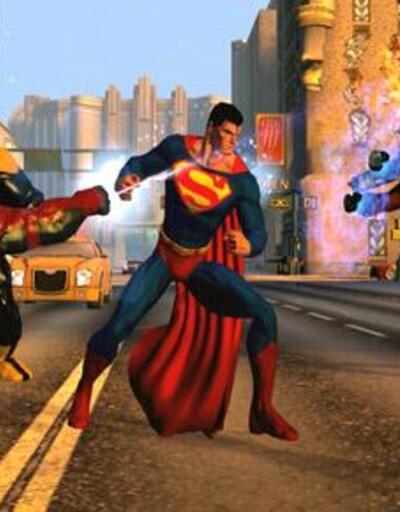 DC Universe Online`n PS4 Videosu!