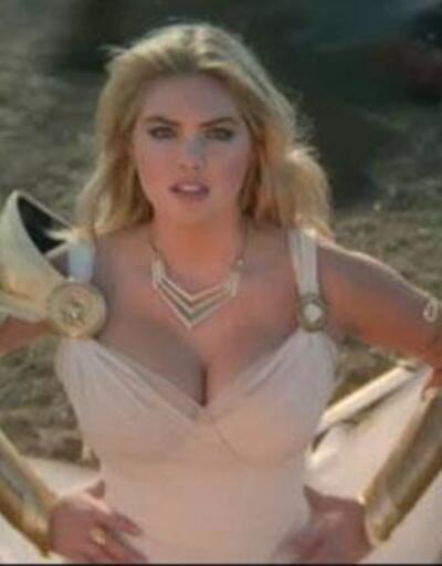 Game of War Reklamnda Kate Upton Rol Ald!