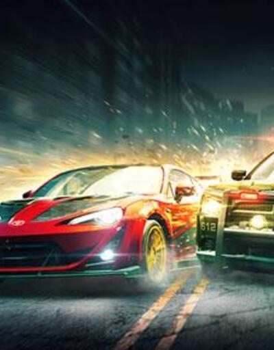Need for Speed No Limits`in lk Oynan Videosu!