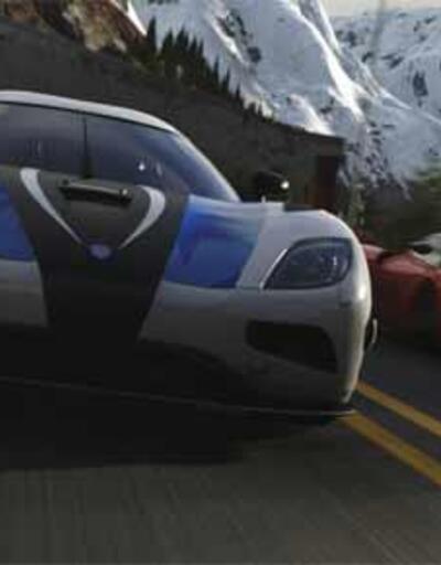 DriveClub`a Enzo Ferrari Geliyor