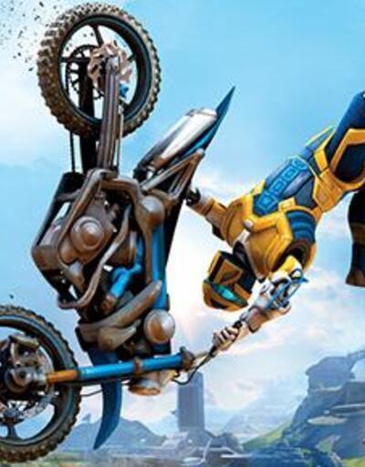 Trials Fusion`n Yeni DLC`sinden lk Video