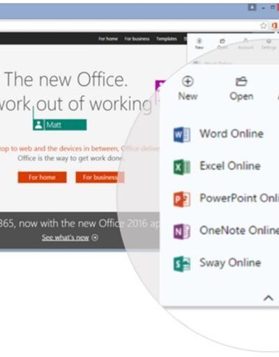 Microsoft Office'dan büyük bir yenilik geliyor!