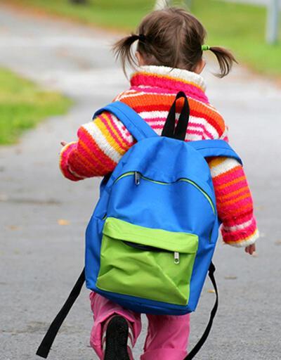 Çocuğunuzun çantası 3 kiloyu geçmesin