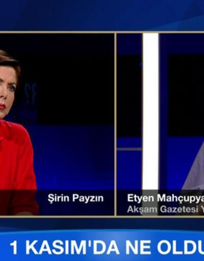 """Etyen Mahçupyan: """"AK Parti onlara gereken mesajı verecek"""""""