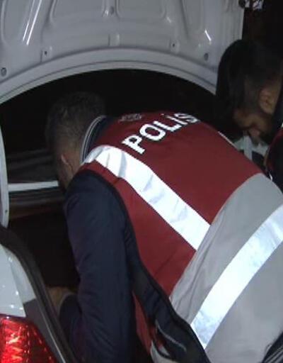 """İstanbul'da """"Yeditepe Huzur"""" operasyonu"""